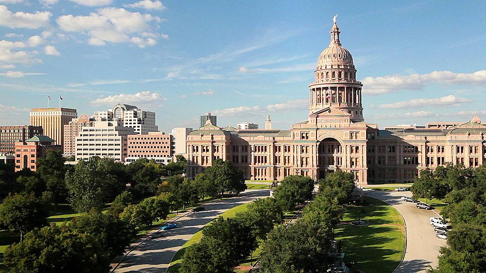 Austin, Texas, USA, State Capitol Building
