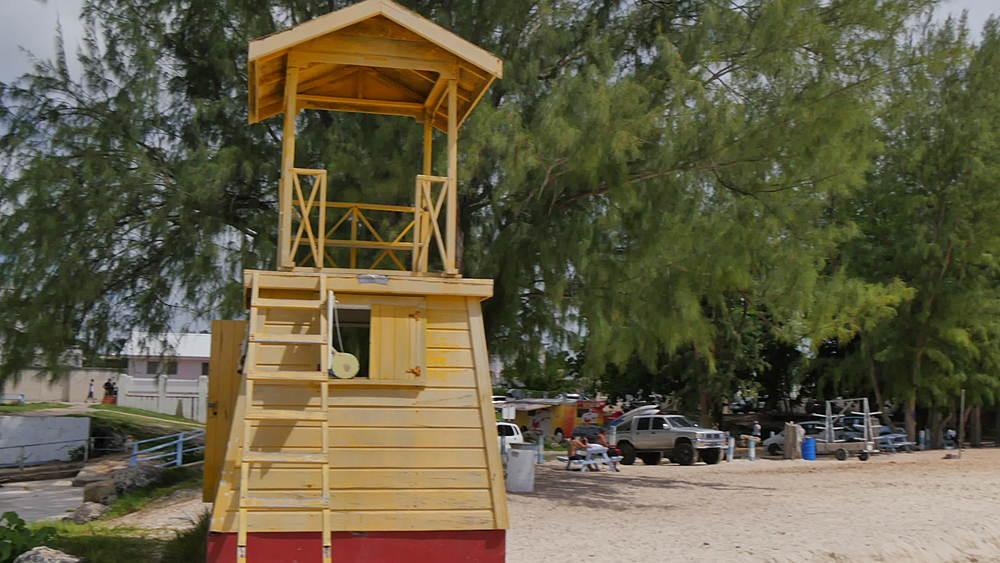 Miami Beach, Oistins, Christ Church, Barbados, West Indies, Caribbean - 844-10585
