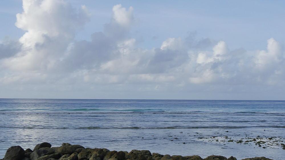 Hastings Beach, Christ Church, Barbados, West Indies, Caribbean