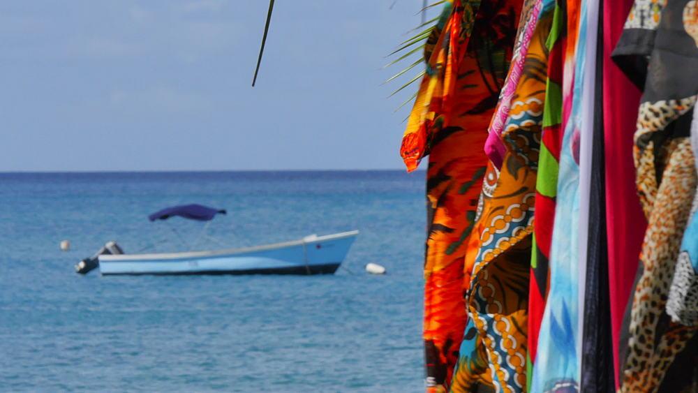 Beach at Holetown, St James, Barbados, West Indies, Caribbean - 844-11015