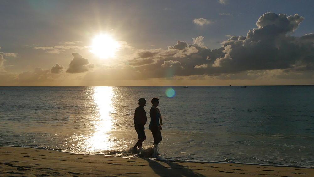 Sandy Lane Beach, St James, Barbados, West Indies, Caribbean - 844-11045