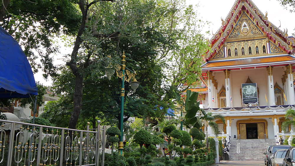 Wat Samphanthawong, Bangkok, Thailand, South Asia, Asia