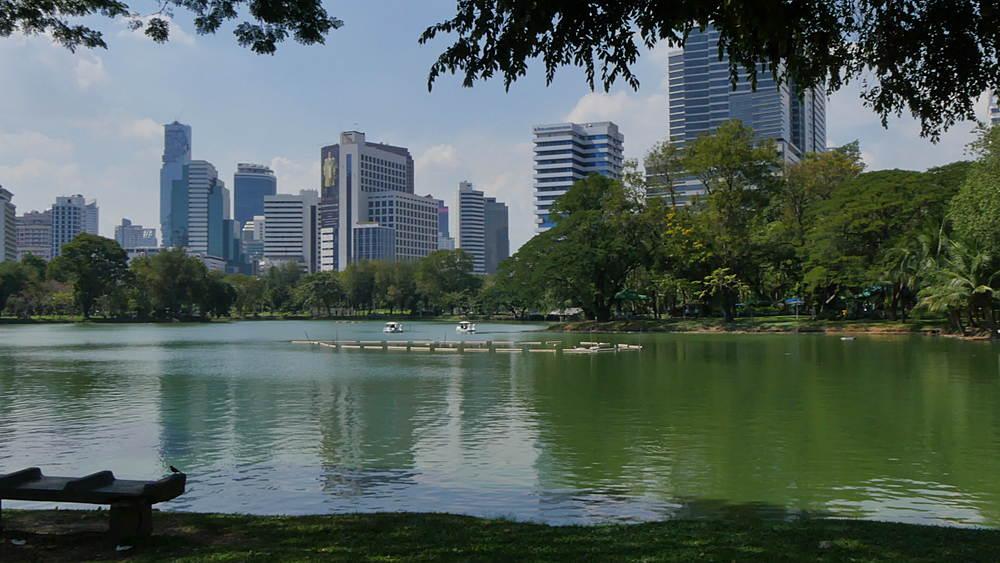 Lumpini Park, Bangkok, Thailand, South East Asia, Asia