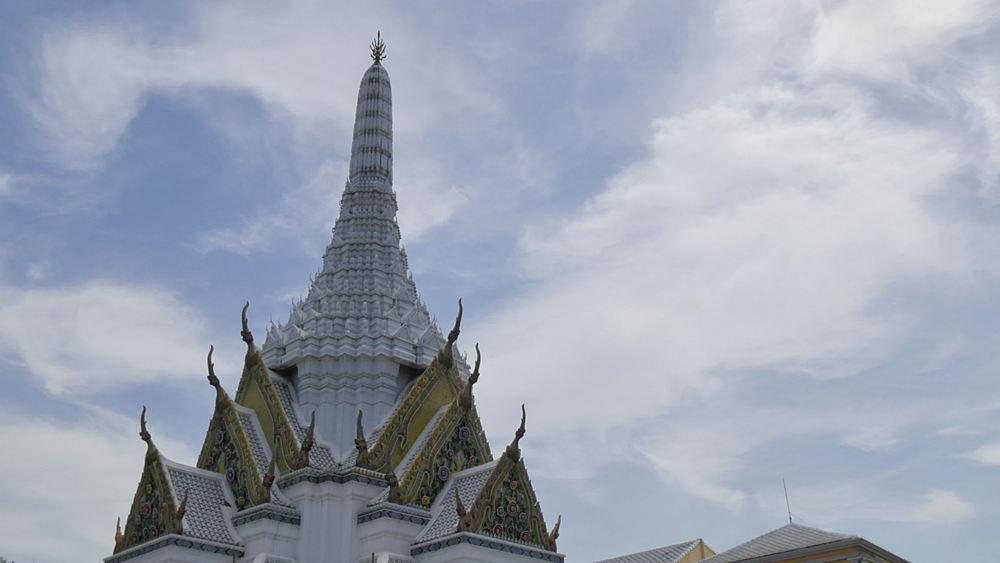 The City Pillar Shrine Lak Muang, Bangkok, Thailand, South East Asia, Asia