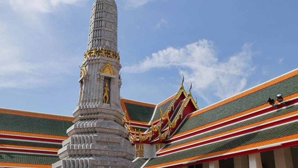 Wat Pho, Bangkok, Thailand, South East Asia, Asia