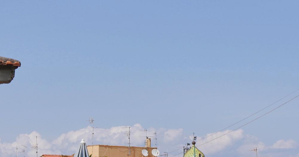 Rooftops in Marina Grande, Sorrento, Costiera Amalfitana (Amalfi Coast), UNESCO World Heritage Site, Campania, Italy, Europe