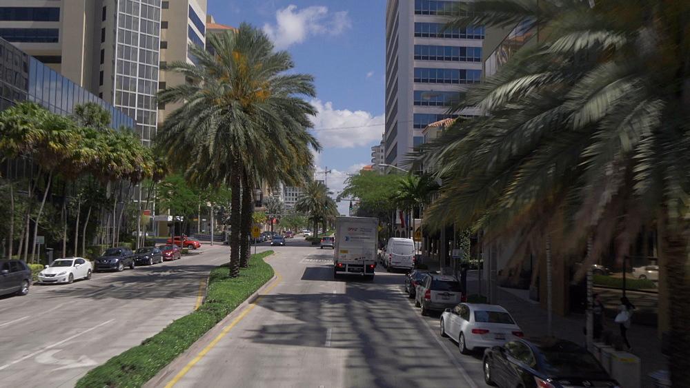 Travelling through Coral Gables, Miami, Florida, USA - 844-14170