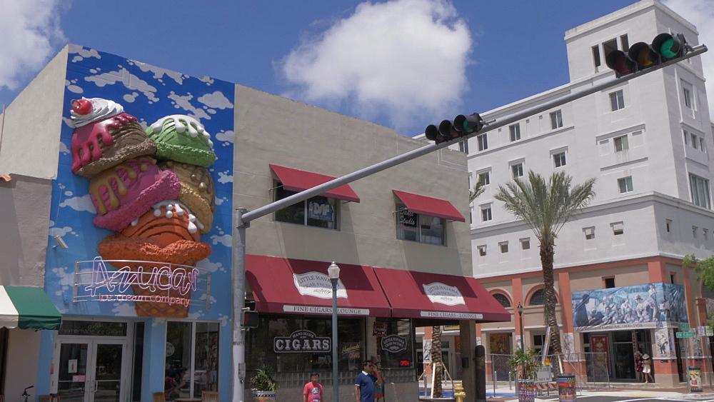 Tower Theater on 8th Street in Little Havana, Little Havana, Miami, Florida, USA - 844-14199