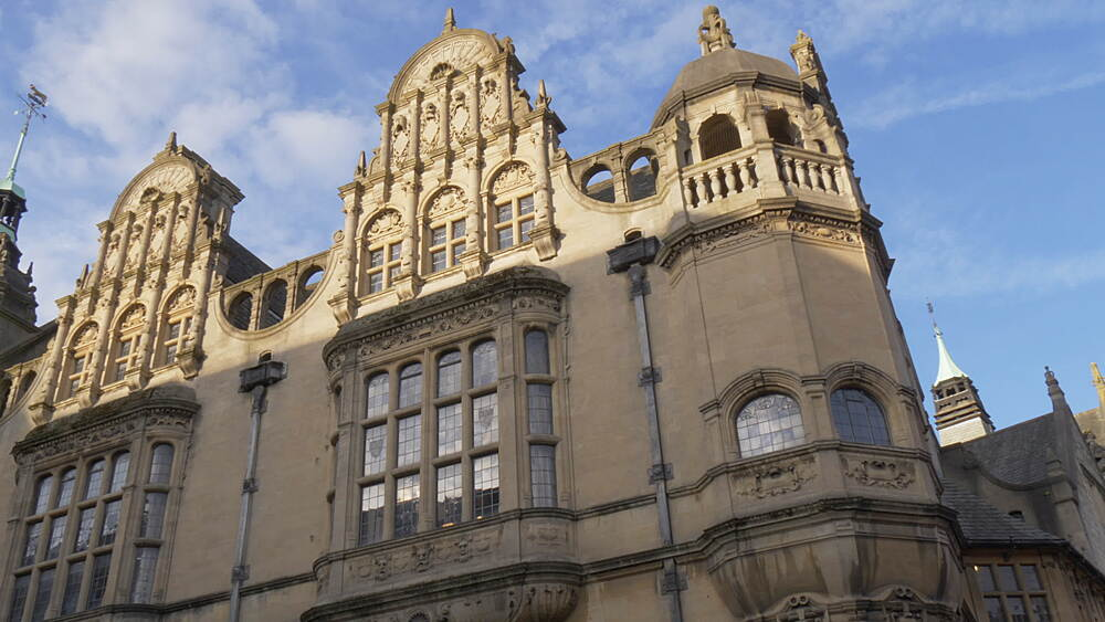 Museum of Oxford on Aldate's, Oxford, Oxfordshire, England, United Kingdom, Europe - 844-14302