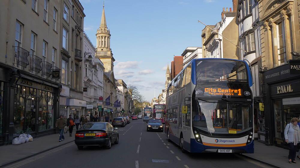 Oxford architecture, Oxford, Oxfordshire, England, United Kingdom, Europe - 844-14309