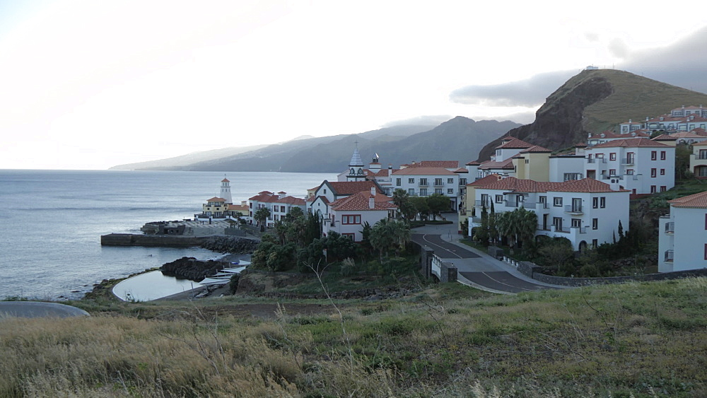Quinta Do Lorde at the Ponta da Sao Lourenco, Eastern tip of the island, Madeira, Portugal, Atlantic, Europe