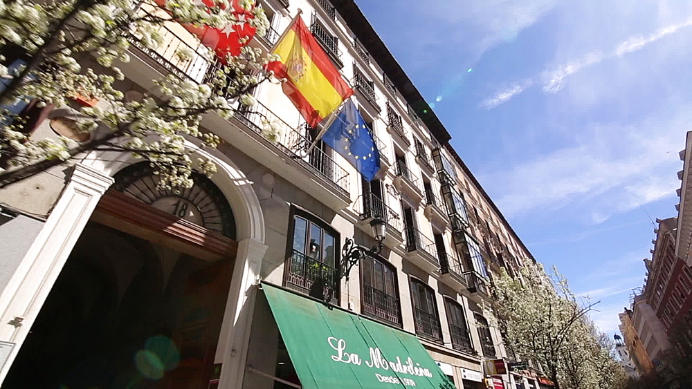Calle del Arenal, Madrid, Spain, Europe