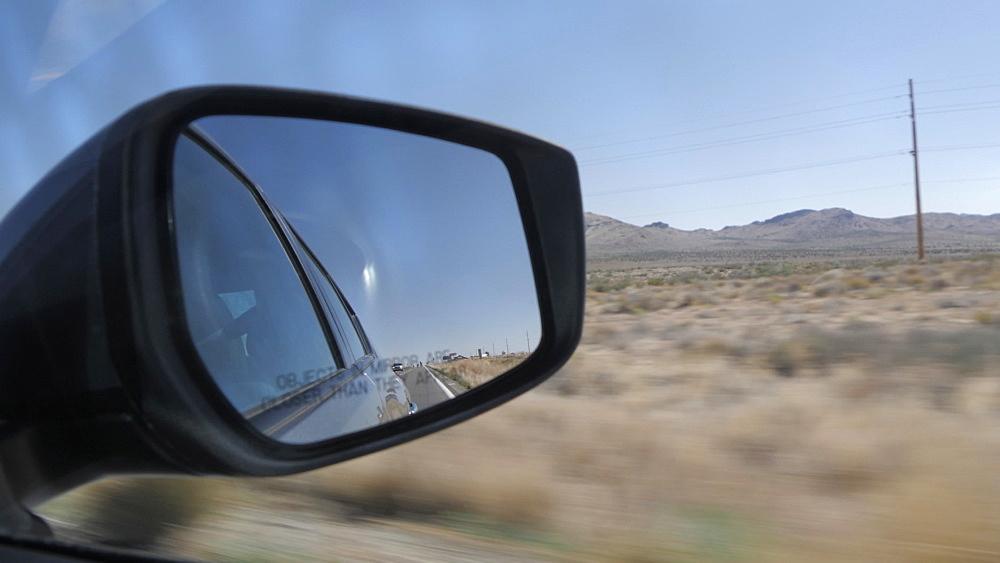 Journey on Highway 93 to Kingman, Arizona, United States of America, North America - 844-17215