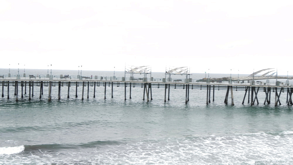 Pier at Redondo Beach, Los Angeles, California, United States of America, North America