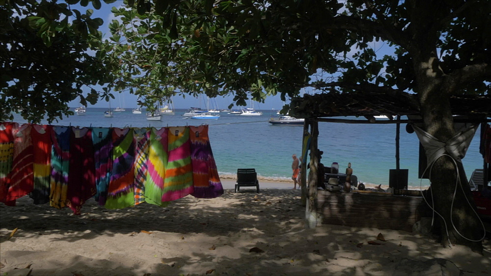 Princess Margaret Beach, Bequia, St. Vincent and The Grenadines, West Indies, Caribbean, Central America