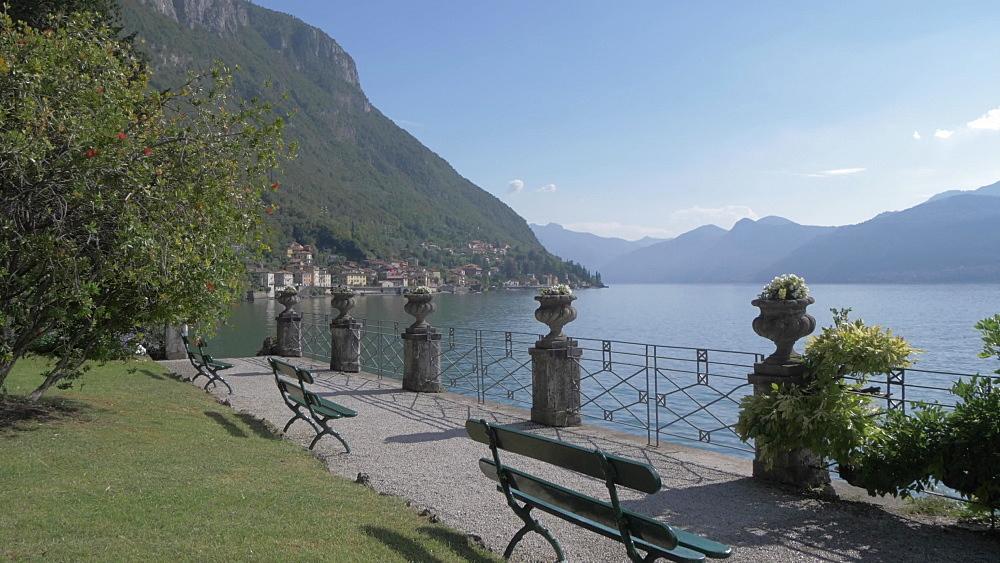 Villa Monastero, Botanical Gardens in Varenna, Lake Como, Lombardy, Italian Lakes, Italy, Europe