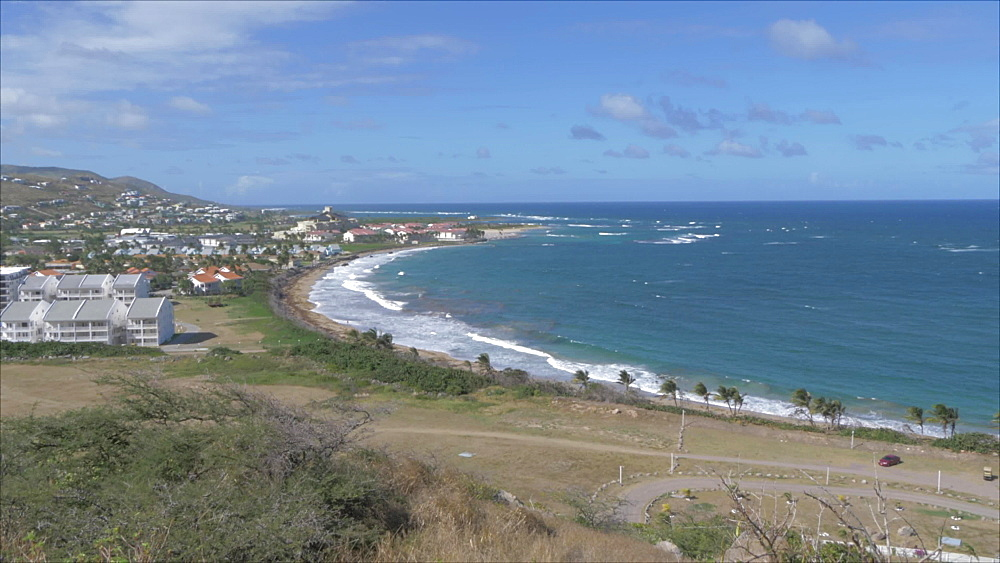 Kitten Village, St. Kitts, St. Kitts and Nevis, Leeward Islands, West Indies, Caribbean, Central America