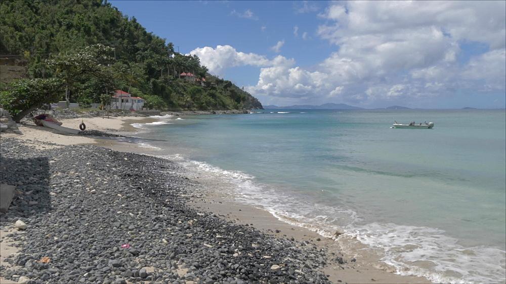 Cane Garden Bay Beach, Tortola, British Virgin Islands, West Indies, Caribbean, Central America