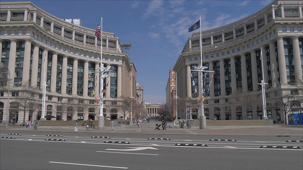 Pennsylvania Avenue, Washington DC, United States of America, North America