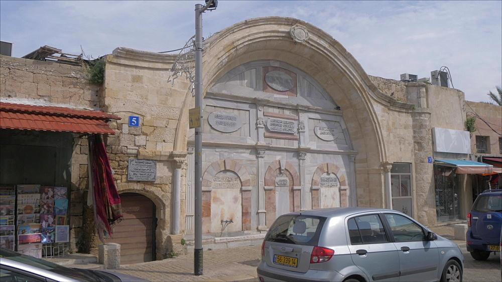 Mahmudiyya Mosque in Jaffa Old Town, Tel Aviv, Israel, Middle East