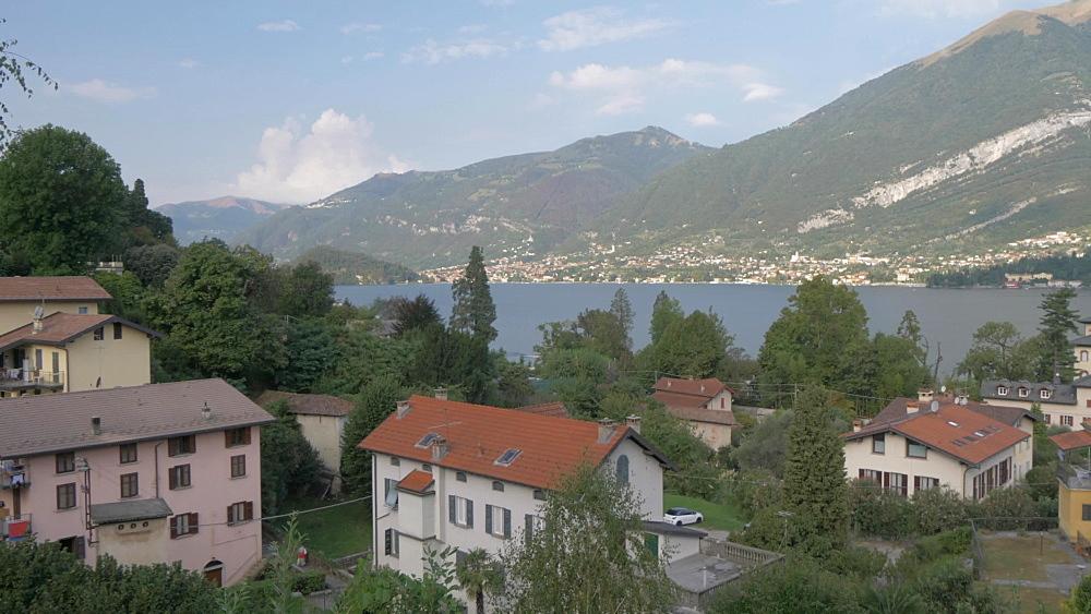 Villa del Balbianello and Lake Como, Bellagio, Lake Como, Lombardy, Italian Lakes, Italy, Europe