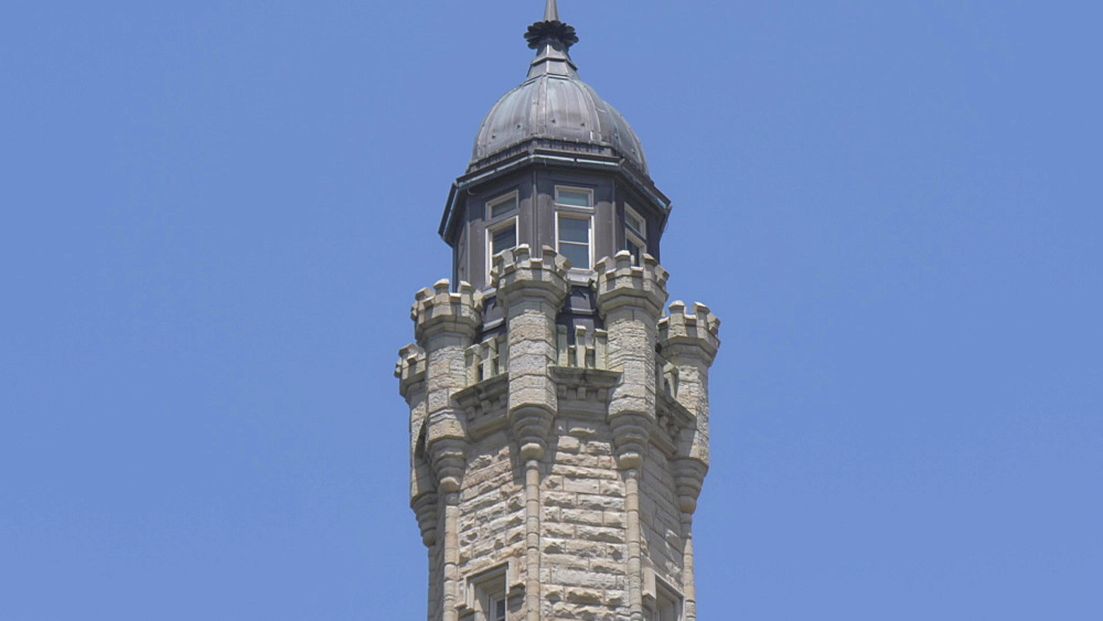 The Water Tower on Michigan Avenue, Chicago, Illinois, United States of America, North America