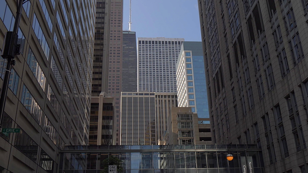 The John Hancock Building, Chicago, Illinois, United States of America, North America