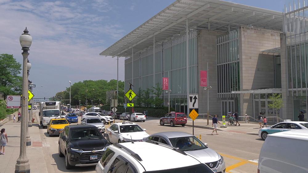 School of the Art Institute of Chicago, Chicago, Illinois, United States of America, North America