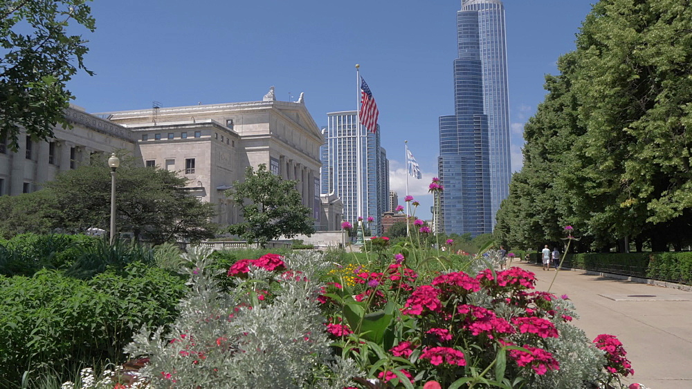 The Field Museum, Chicago, Illinois, United States of America, North America