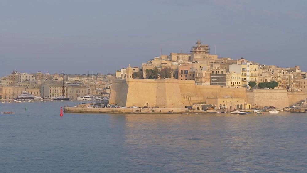 Grand Harbour, Valletta, Malta, Mediterranean, Europe