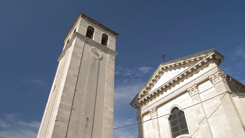 Cathedral of the Assumption of the Blessed Virgin Mary, Pula, Istria County, Croatia, Adriatic, Europe