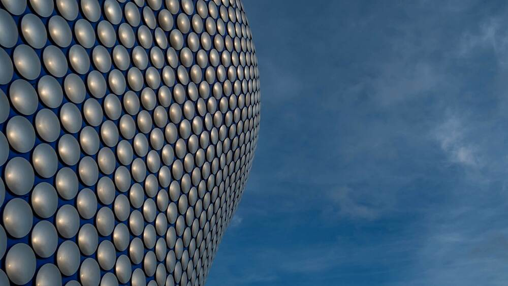 Selfridges at The Bull Ring, Birmingham, England, United Kingdom, Europe