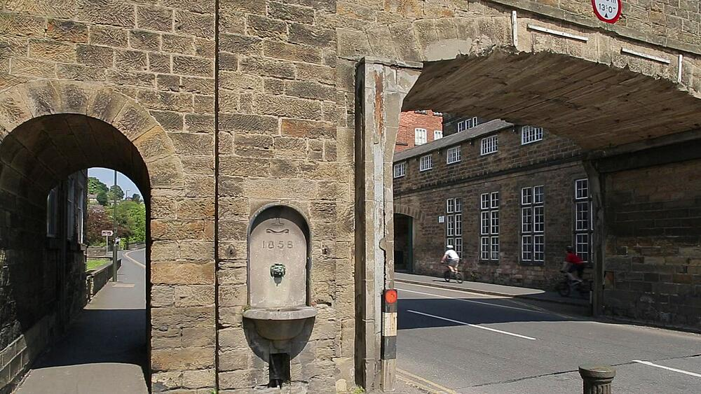 Belper Mill, Belper, Derbyshire Dales, Derbyshire, England, UK, Europe