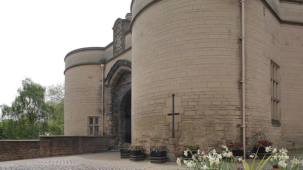 Nottingham Castle, Nottingham, Nottinghamshire, England, UK, Europe