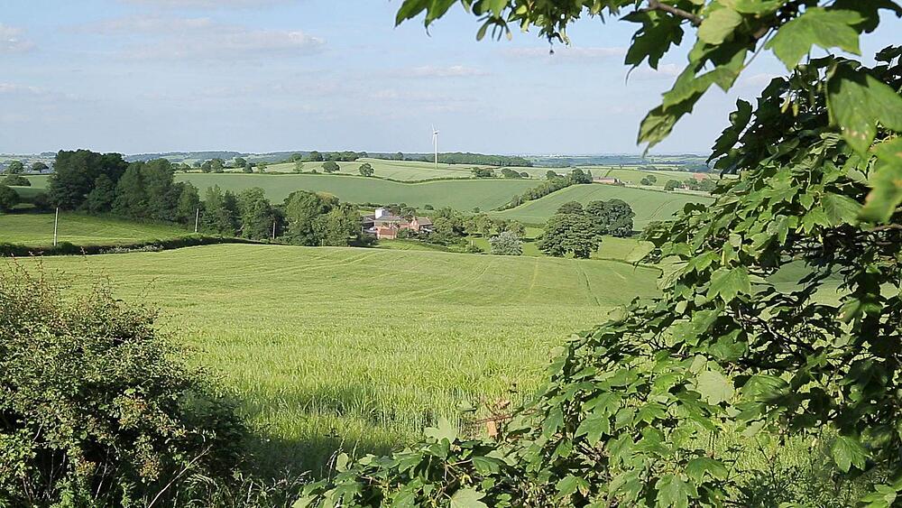 Countryside near Calverton, Nottinghamshire, England, UK, Europe