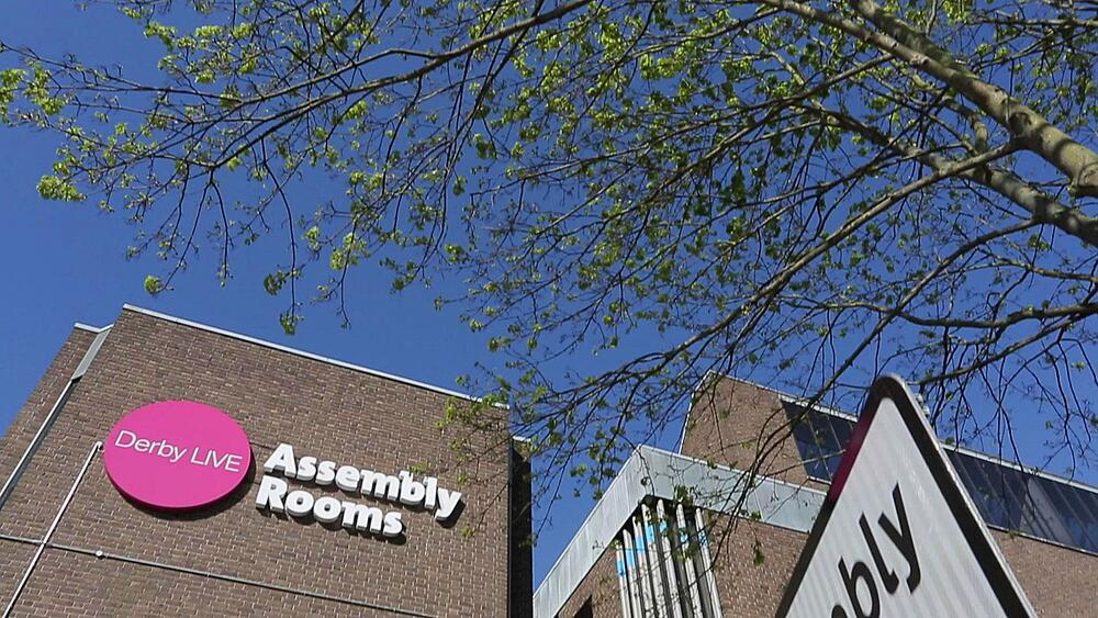 Assembly Rooms, Derby Derbyshire, England, UK, Europe