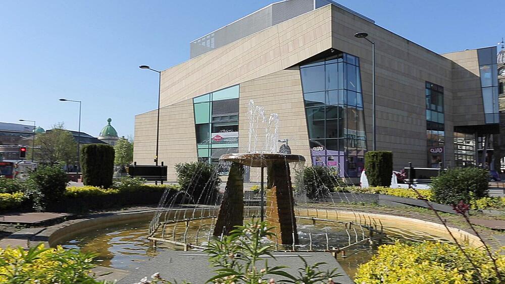 City Centre, Derby Derbyshire, England, UK, Europe