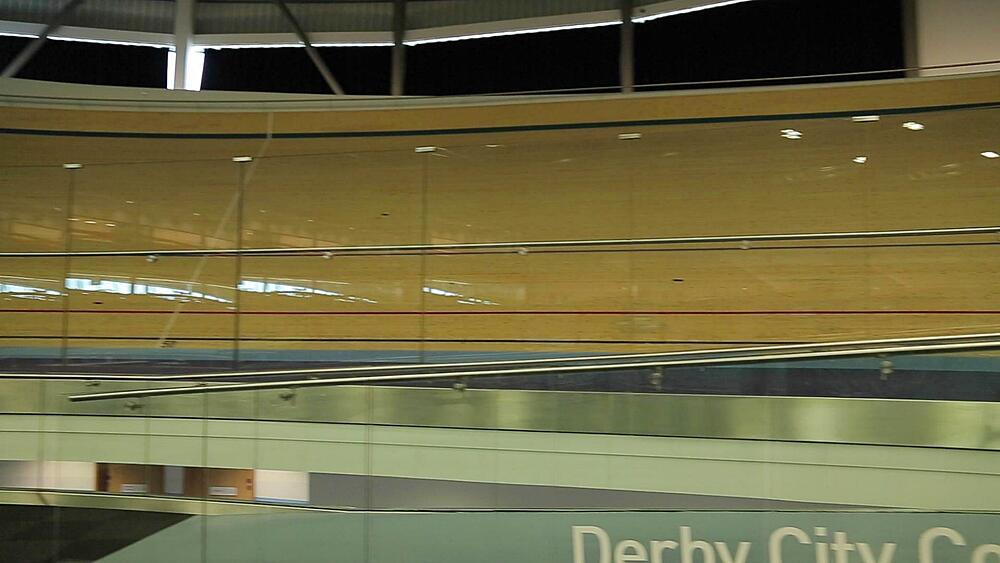 The Derby Arena, Derby, Derbyshire, England, UK, Europe