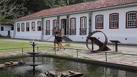 Jardim Botanico, Rio de Janeiro, Brazil, South America