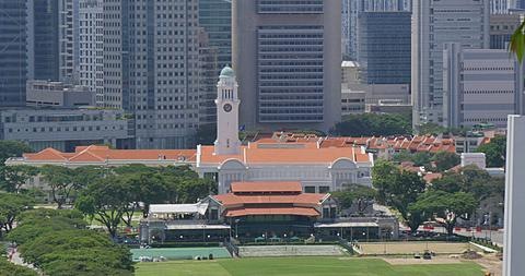 Victoria Theatre and Concert Hall, Singapore, South Asia, Asia