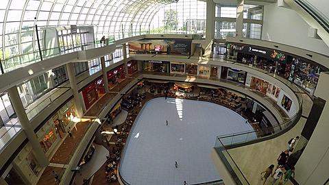 Marina Bay Sands Mall, Singapore, South Asia, Asia