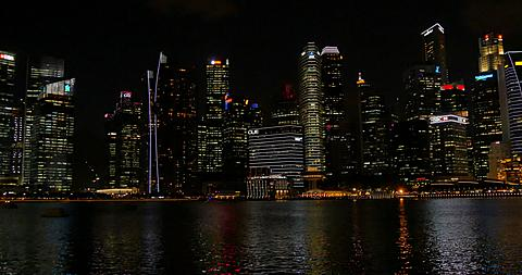 Central Business District, Marina Bay, Singapore, South Asia, Asia