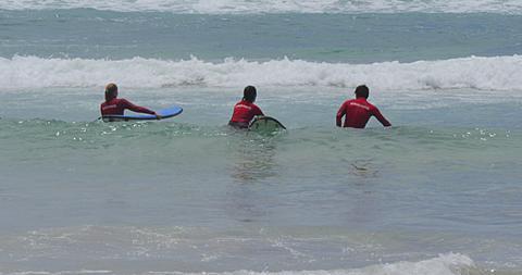 Surfers, Surfers Paradise, Gold Coast, Queensland, Australia