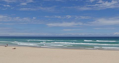 Beach, Surfers Paradise, Gold Coast, Queensland, Australia