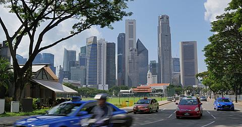 Central Business District, Singapore, South Asia, Asia