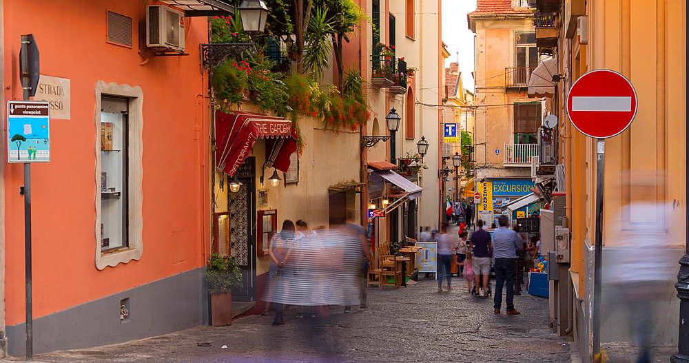 Sorrento, Costiera Amalfitana (Amalfi Coast), UNESCO World Heritage Site, Campania, Italy, Europe