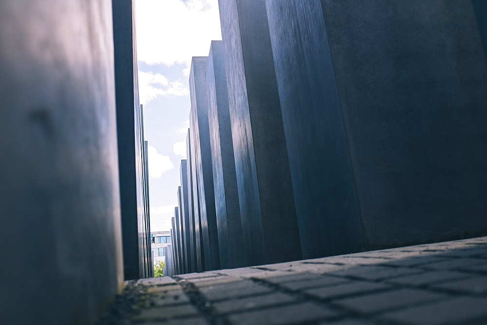 Holocaust Memorial, Berlin, Germany, Europe - 10-385