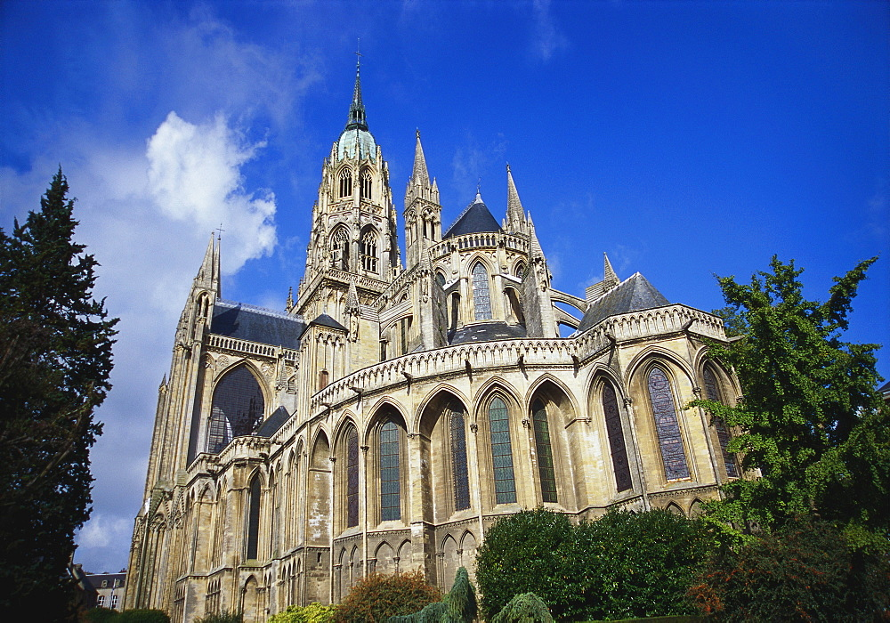 Notre Dame Cathedral, Paris, France - 11-861