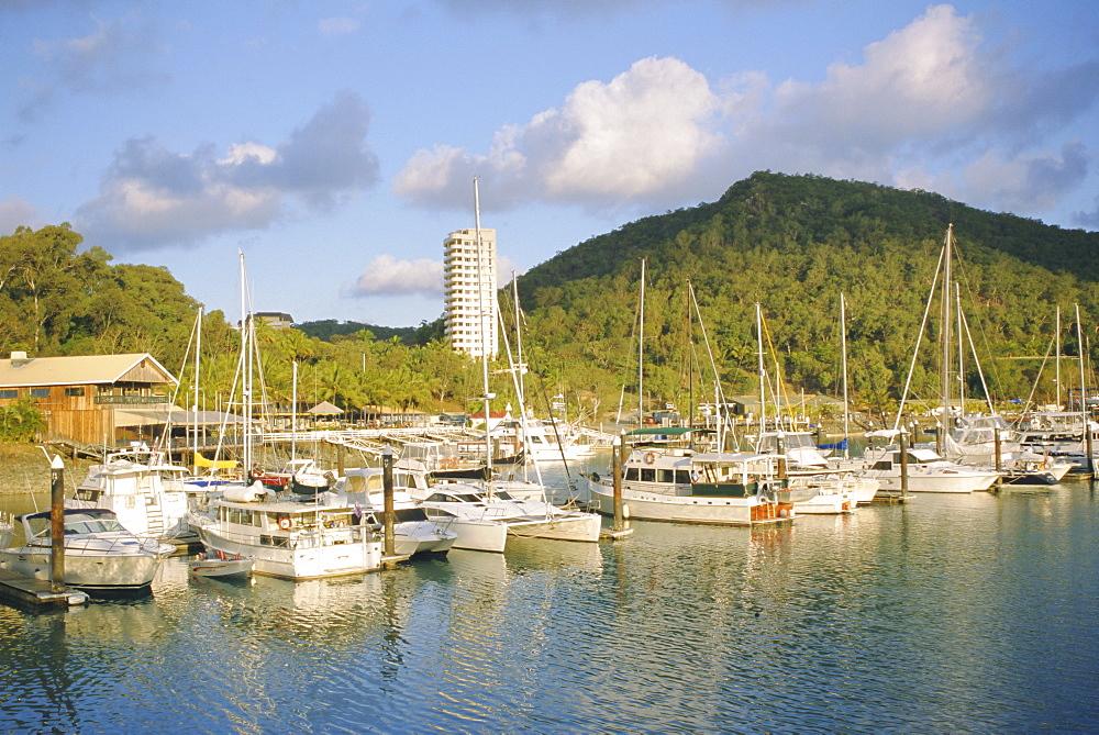 Marina, Hamilton Island, Whitsundays, Queensland, Australia