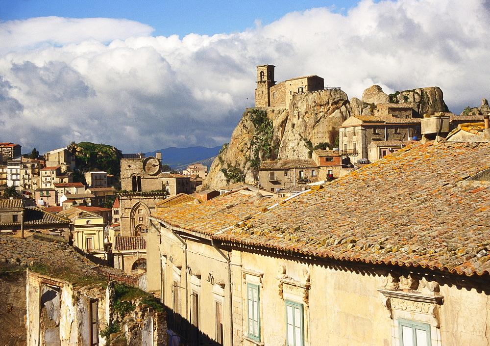 Nicosia, Sicily, Italy